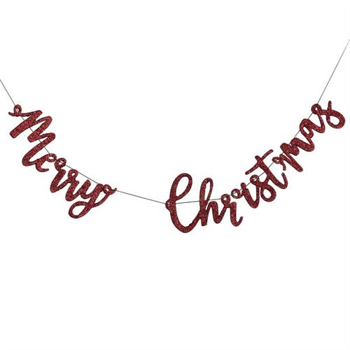 Ξύλινη Merry Christmas SAN-320 565531