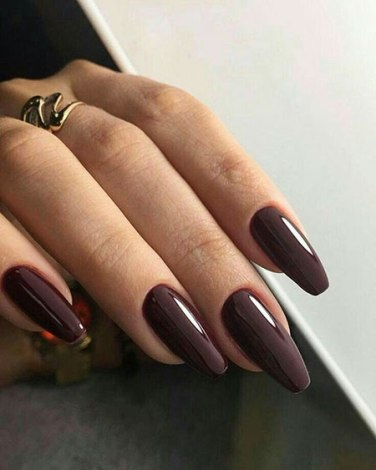 20-Dark-Red-Acrylic-Nails-420 - Copy
