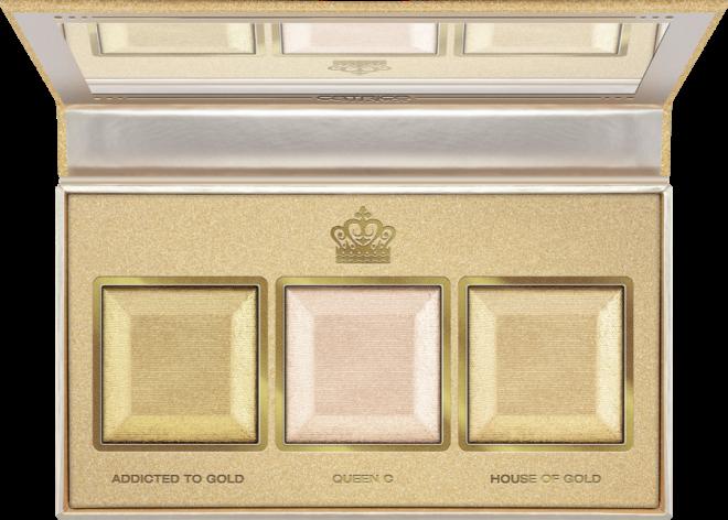 Catrice Better Than Gold Baked Highlighter Palette_Full Open